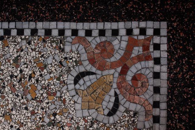 koberec pebble