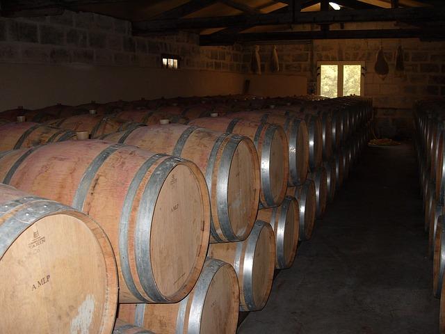 sudy s vínem