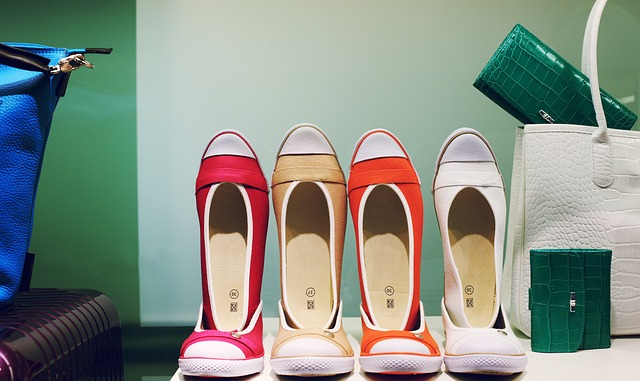 boty a kabelka