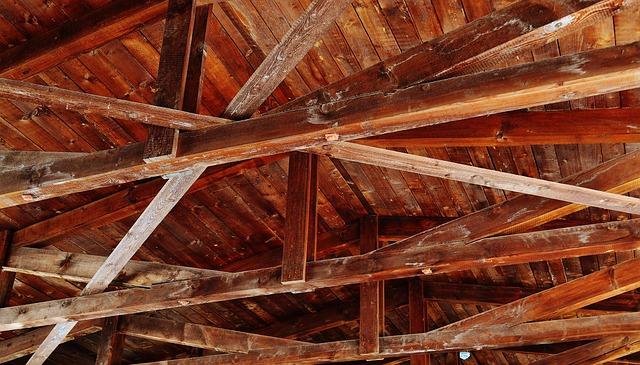 dřevěné krovy
