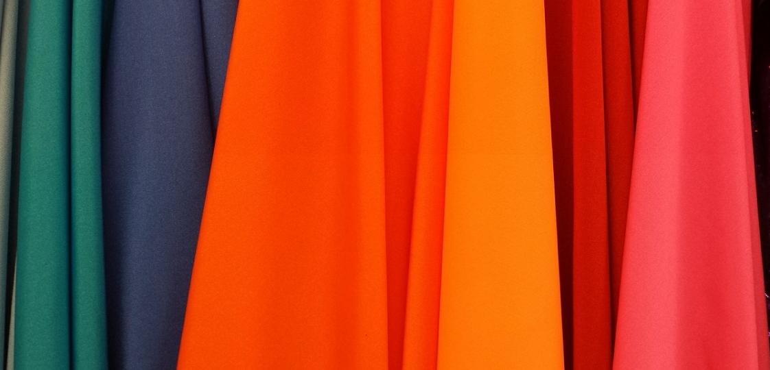 neonové tkaniny