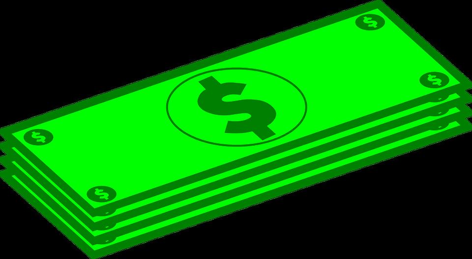obrázek dolarů